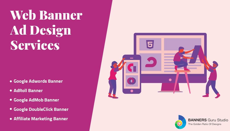 Banners Guru Studio Web Banner Ad Design Services Designs Guru Studio
